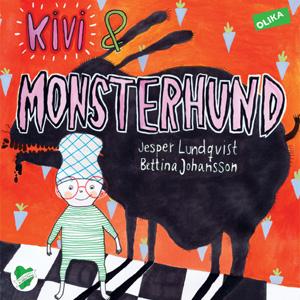 Bokomslag till boken Kivi & monsterhund.