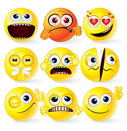 Emojier–känslornas tecken